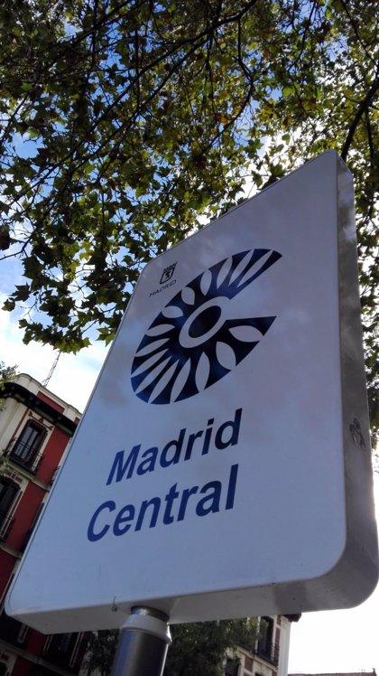 Alumnos de colegios de Centro y Arganzuela irán al colegio con mascarillas para visibilizar apoyo a Madrid Central