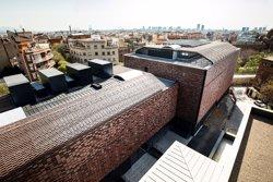 L'Hospital Sant Pau estrena edifici d'investigació sostenible i de 'coworking' (IR SANT PAU)