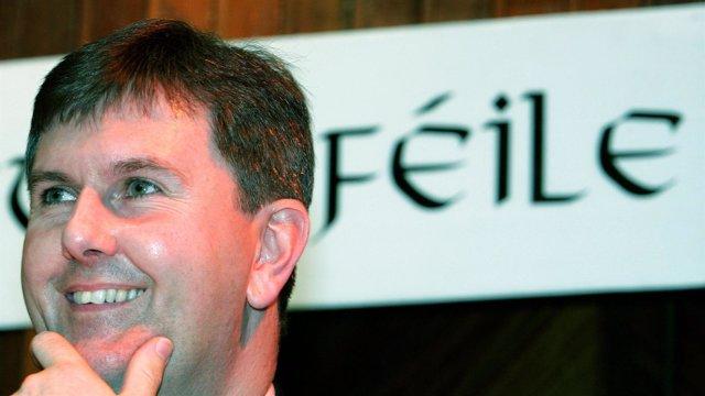 Jeffrey Donaldson, parlamentario del DUP