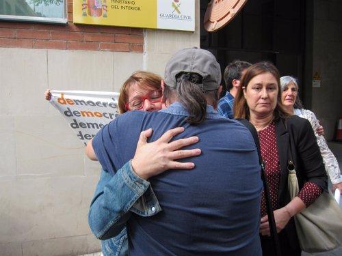 Una de los cargos de Vicepresidencia detenida por el 1-O Natalia Garriga