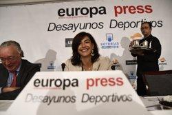 María José Rienda va fer servir una societat instrumental per cobrar els seus drets d'imatge com a esportista (Oscar del Pozo - Europa Press - Archivo)