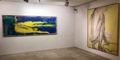 El Patio Herreriano rinde homenaje al pintor vallisoletano Fernando Sánchez con dos muestras que dialogan sobre su obra