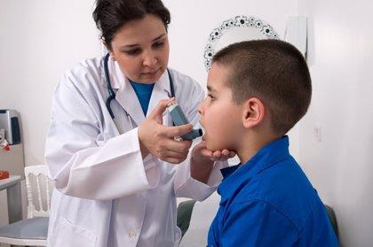 Los niños con asma usan de forma incorrecta los dispositivos de inhalación