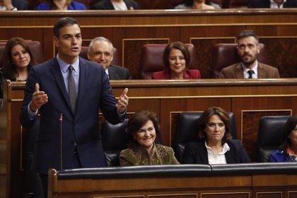 """Sánchez cuenta con llevar al Congreso """"antes de fin de año"""" el proyecto de Presupuestos 2019"""