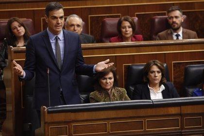 """Sánchez censura a ERC que hable de jueces """"comprados"""" al tiempo que pide al Gobierno intervenir en la Justicia"""