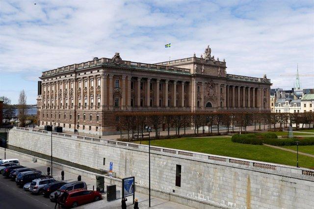 Parlamento de Suecia (Riksdag)