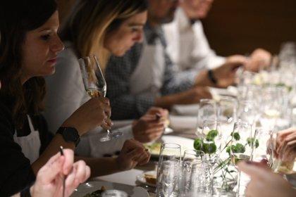 Las recetas de Martin Berasategui se maridan con Cava en el taller 'Entusiastas' del Basque Culinary Center