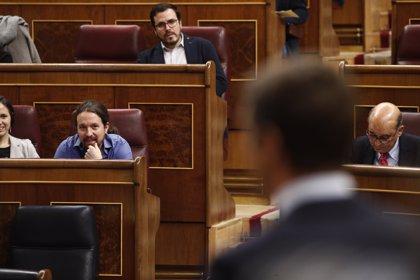 """Iglesias justifica la suspensión de los ediles de Madrid y pide """"discreción"""" para que haya acuerdo con Carmena"""