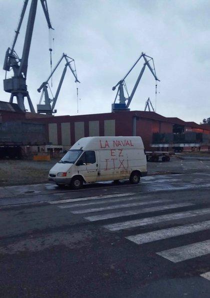 El Gobierno insiste en que coopera con Ejecutivo vasco y sindicatos para dar continuidad a La Naval de Sestao
