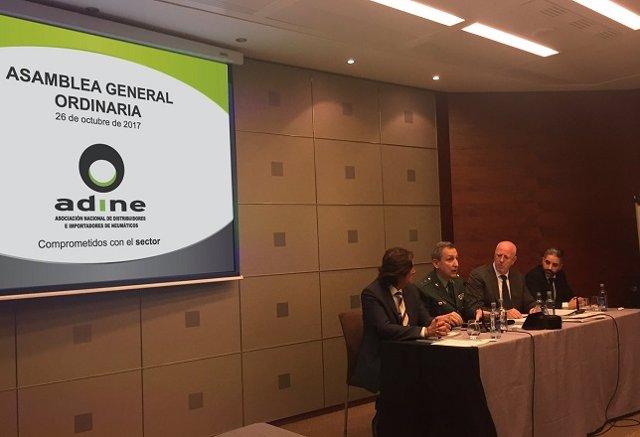 Asamblea General Adine 2017