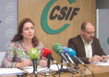 CSIF pide que los PGEx incluyan la incorporación de interinos docentes desde el 1 de septiembre