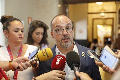 "El PDeCAT critica el lenguaje ""bélico"" del PP sobre Cataluña porque ""ahonda el conflicto"""