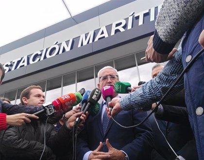 Junta insiste en unir los corredores mediterráneo y atlántico con la salida hacia Europa y espera que haya presupuesto