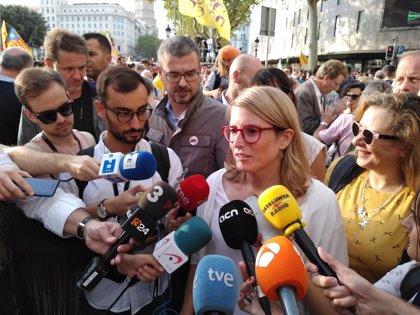 """Artadi, dispuesta """"a ceder y a hablar de todo"""" por una lista unitaria en las europeas"""