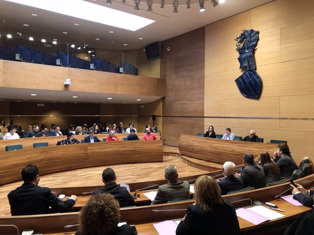 Constitución de la red de municipios protegidos contra la violencia de género