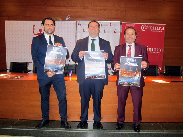 Presentación Del Find E Año Universitario De Salamanca 14-2018