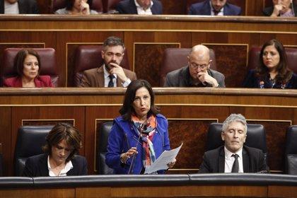 """Margarita Robles presume de """"transparencia"""" en la negociación para renovar el CGPJ"""