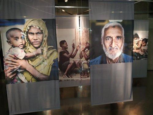 Exposición 'Apátridas. El laberinto de los invisibles'