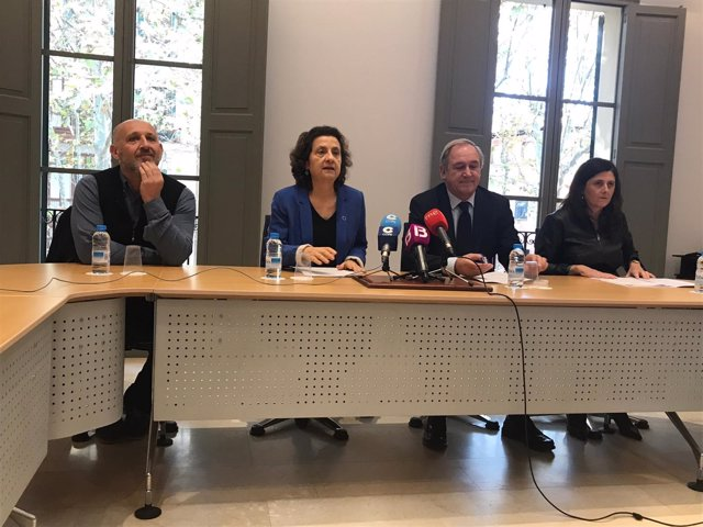 Cien abogados de Baleares ofrecen orientación jurídica gratuita a reclusos y personas mayores vulnerables