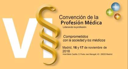 La VI Convención Médica reunirá viernes y sábado en Madrid a 600 profesionales para debatir sobre eutanasia o formación