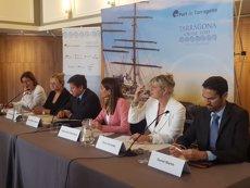 El Port de Tarragona preveu 110.000 creueristes el 2019, un 12% més (EUROPA PRESS)