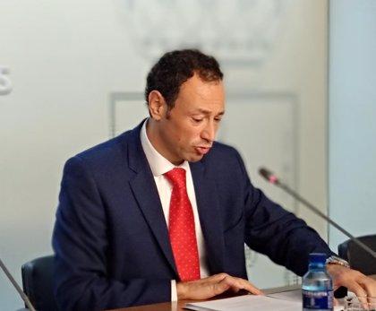 """El Principado """"no va a dejar de reclamar"""" una transición energética """"acordada, pautada y progresiva"""", advierte Martínez"""