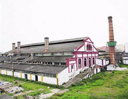La Comisión de Patrimonio aprueba la consolidación de los espacios protegidos de la antigua fábrica de vidrios