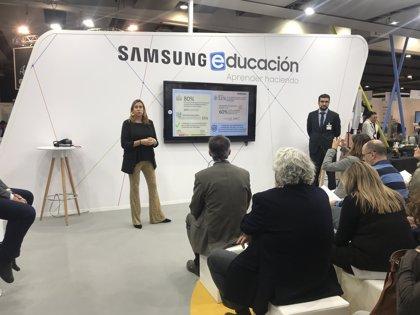 Samsung y Robotrónica, seguridad en las aulas y robótica para un aprendizaje más dinámico en SIMO EDUCACIÓN 2018