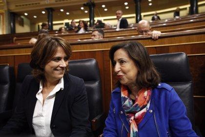 """La ministra Delgado dice que mientras no tome posesión el nuevo CGPJ no hay """"certeza"""" de quién lo presidirá"""