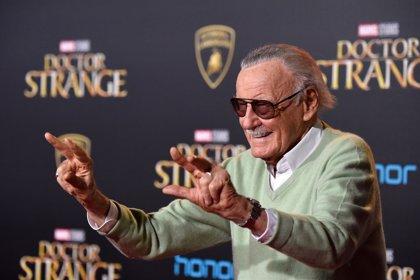 Stan Lee creó un último superhéroe junto a su hija antes de su muerte