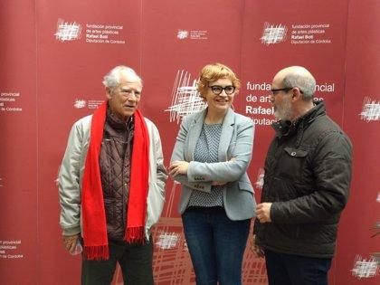 La abstracción geométrica de Segundo Castro llega a la Escuela de Arte Dionisio Ortiz de la mano de la Fundación Botí