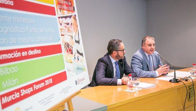 Abril presenta medidas en beneficio del comercio minorista