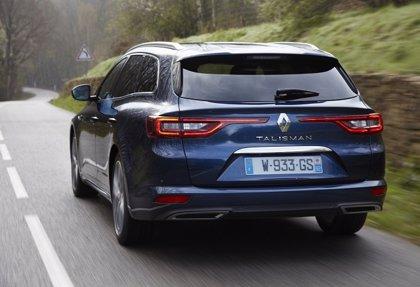 Renault introduce nuevos motores diésel y gasolina en el Talisman y el Espace