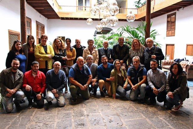 Reunión con las ONG