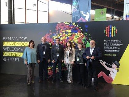 Sevilla entra en el Comité Ejecutivo de la Asociación Internacional de Ciudades Educadoras