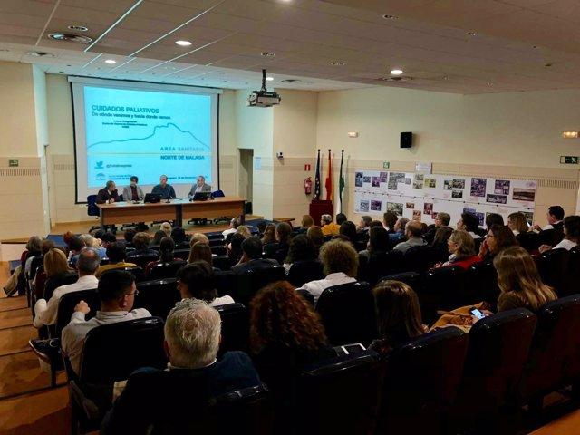 Nota De Prensa Área Sanitaria Norte De Málaga