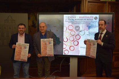 León organiza las dos últimas catas de vinos y maridaje de la Capital de la Gastronomía