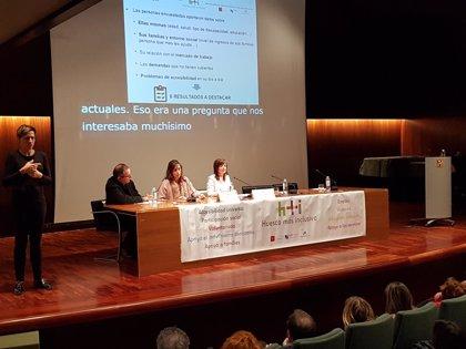 CADIS Huesca alerta de la elevada tasa de discriminación laboral de las mujeres discapacitadas
