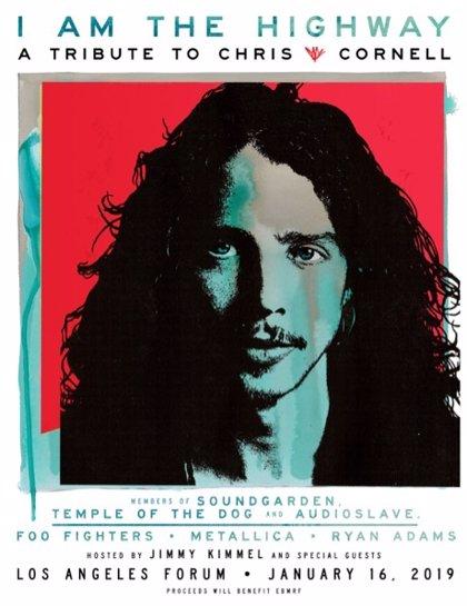 Megaconcierto de homenaje a Chris Cornell en Los Angeles