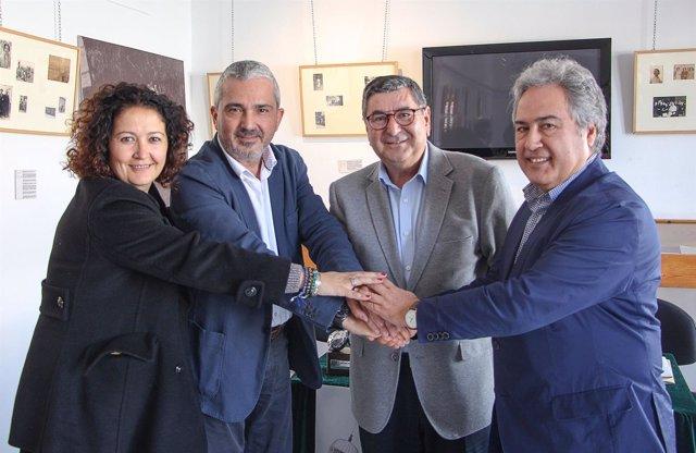 Acuerdo entre fundaciones de la UMA y María Zambrano
