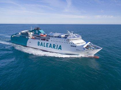 Baleària habilitará el acceso a sus buques 'Formentera Direct' y 'Nixe' para personas con movilidad reducida