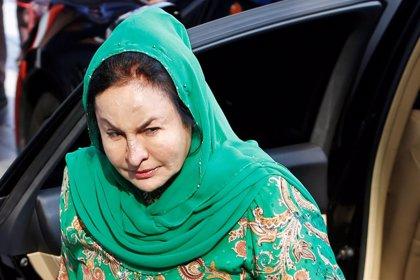 Malasia presentará mañana nuevos cargos por corrupción contra la esposa del ex primer ministro Nayib Razak