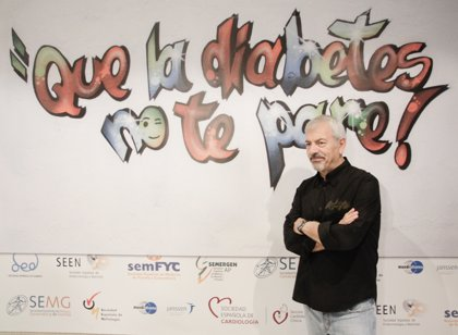 Un 'spot' protagonizado por Carlos Sobera pretende sensibilizar sobre la prevención de la diabetes y su control