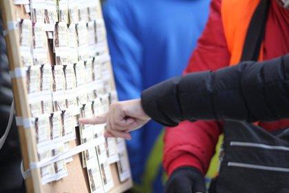 Cada español gastará 67,56 euros de media en Lotería de Navidad este año, un total de 1,4 euros más que en 2017