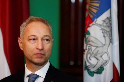 El líder conservador letón renuncia a su intento de formar gobierno