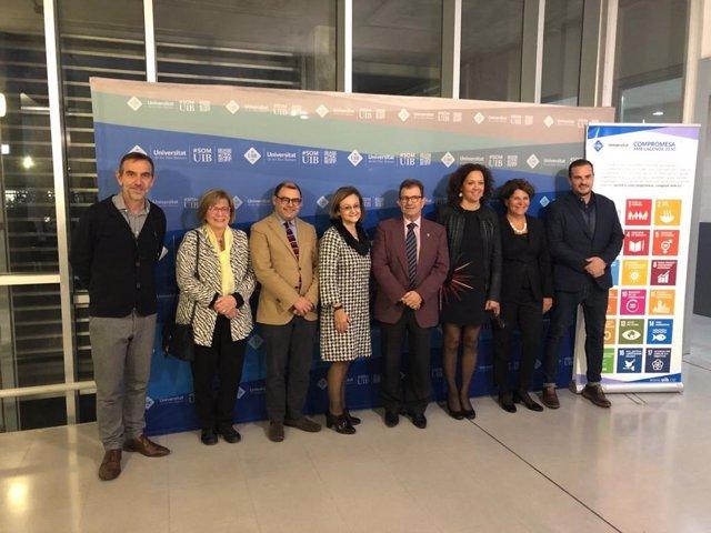 Inauguración del Máster en Gestión de Políticas Públicas UIB