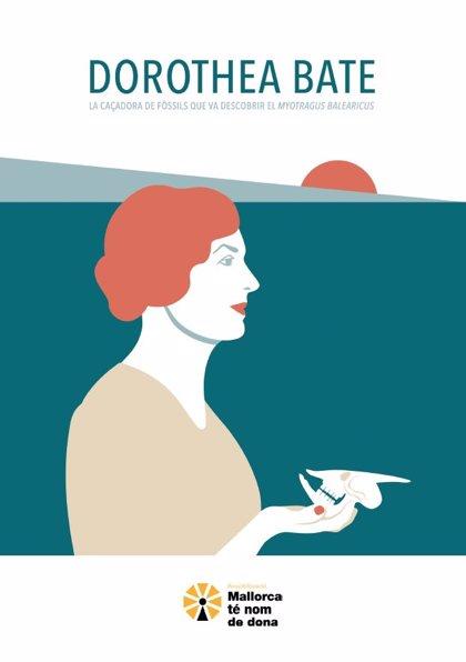 """El Consell presenta el cómic de la campaña 'Mallorca tiene nombre de mujer' con el fin de """"visibilizar"""" a las mujeres"""