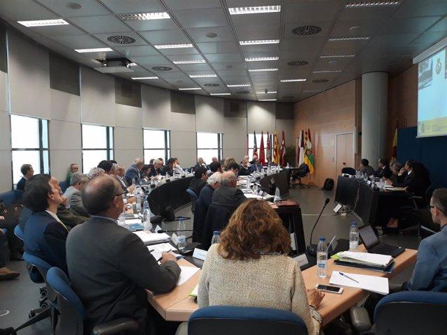 La CHE ha acogido hoy este seminario sobre la gobernanza del agua