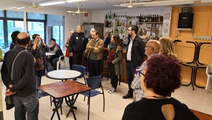 """El Ayuntamiento estudia hacer una plaza en el barrio de Les Cadenes en """"los próximos dos o tres meses"""""""