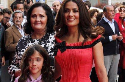 """Almería acogerá una """"gran producción"""" con la actriz Salma Hayek a mediados de diciembre"""